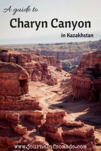 BLOWN AWAY BY THE BEAUTY OF CHARYN CANYON – THE COMPLETE TRAVEL GUIDE